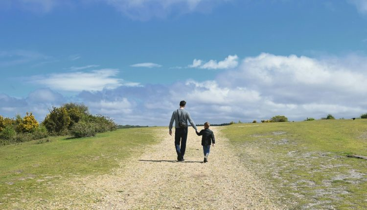 Non-custody Dads & Maintaining Contact with Children after Divorce