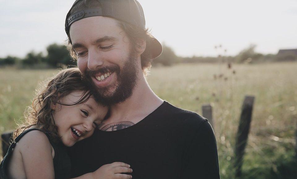 Men Raising a Strong, Happy Daughter