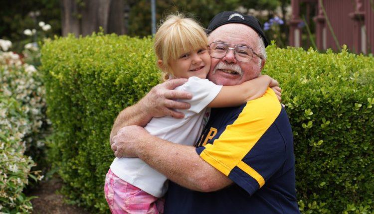 grandparents mentor