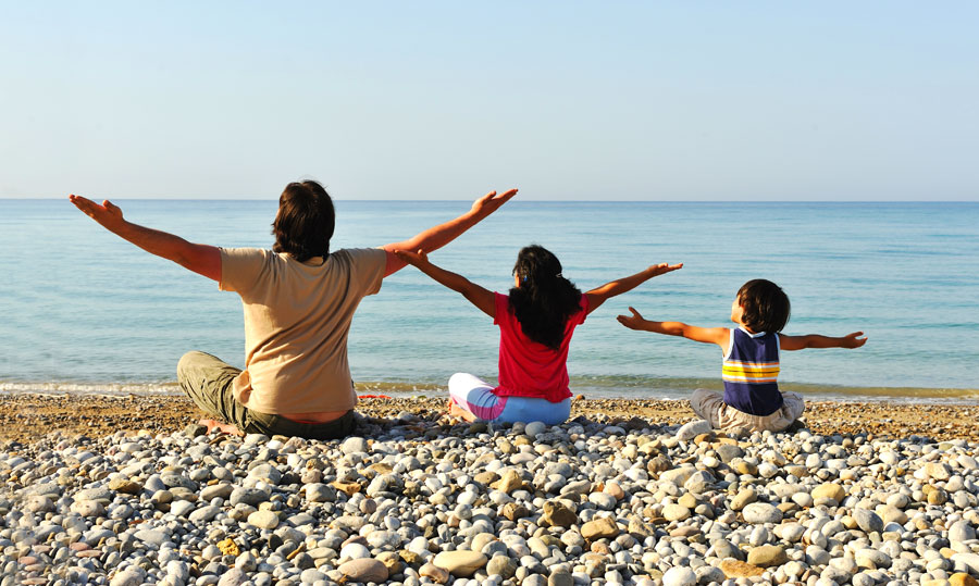 5 Ways to Bring Peace, Love and Tranquility to You & Your Family
