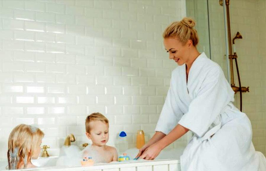 Kids Hate Bathing? Start Here!