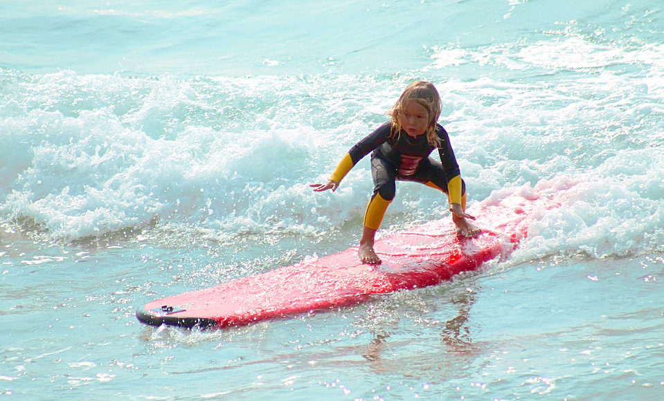 Our Tips For A Successful Surfing Holiday With The Kids