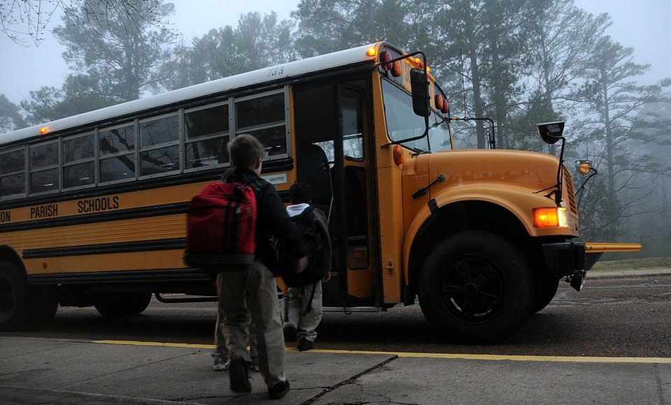 Bus Safety: How to Keep Your Little Safe on the Ride to School