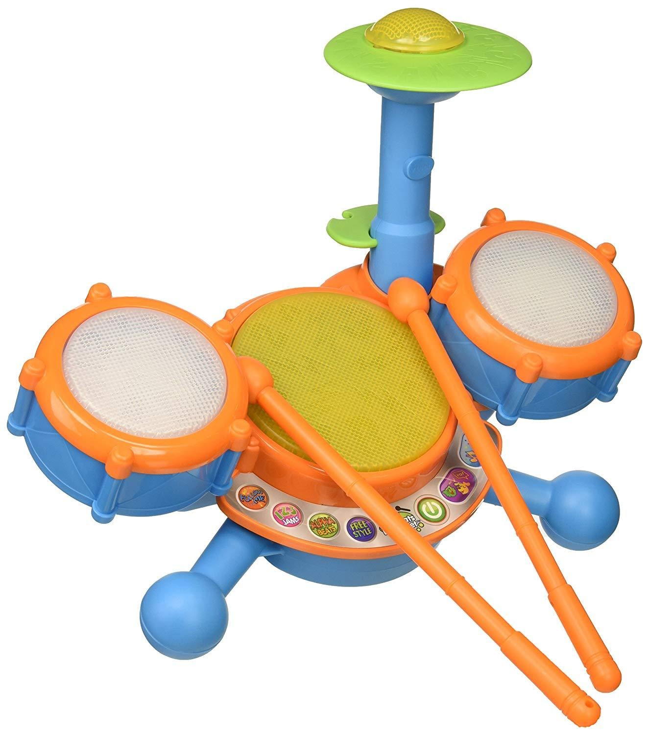 VTech KidiBeats Drums on white background